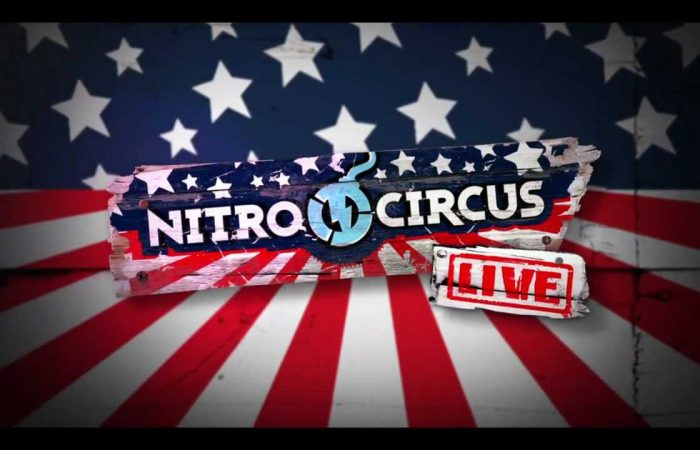 The Countdown Begins: NITRO CIRCUS LIVE