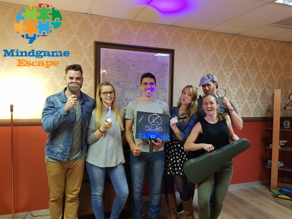 Mindgame Escape Rooms
