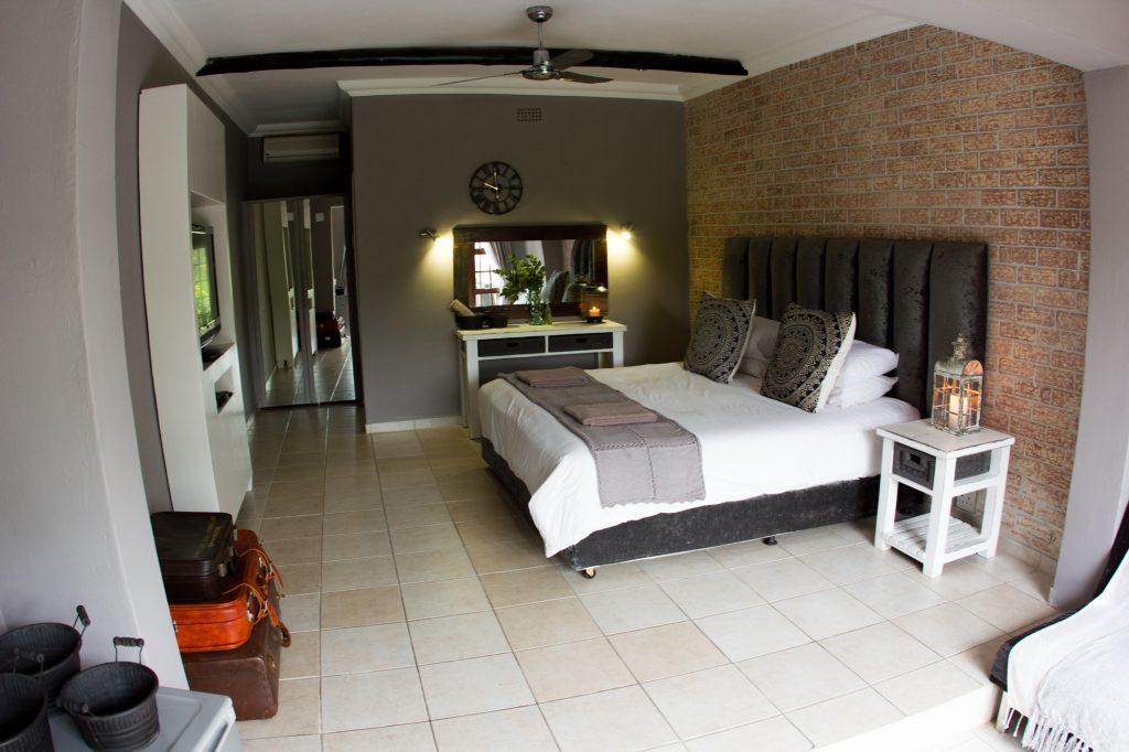 Umtamvuna River Lodge: Room 5