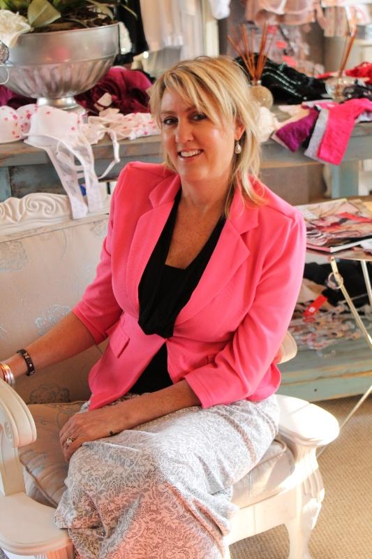 Sandra Thomas from Satin Candy