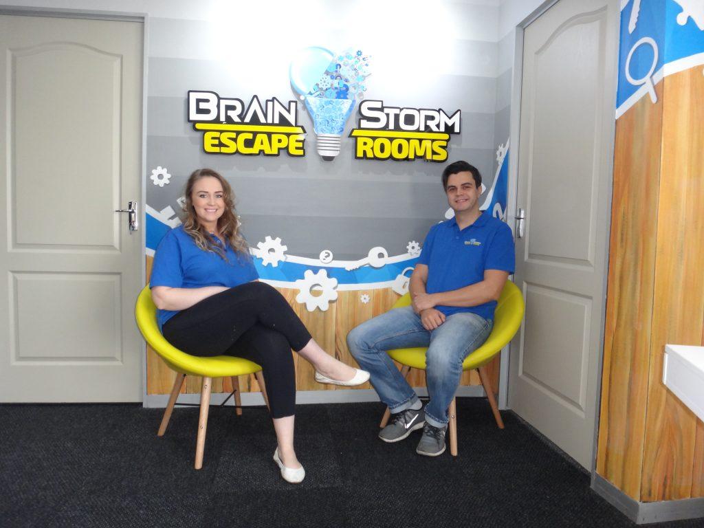 Brainstorm Escape Rooms