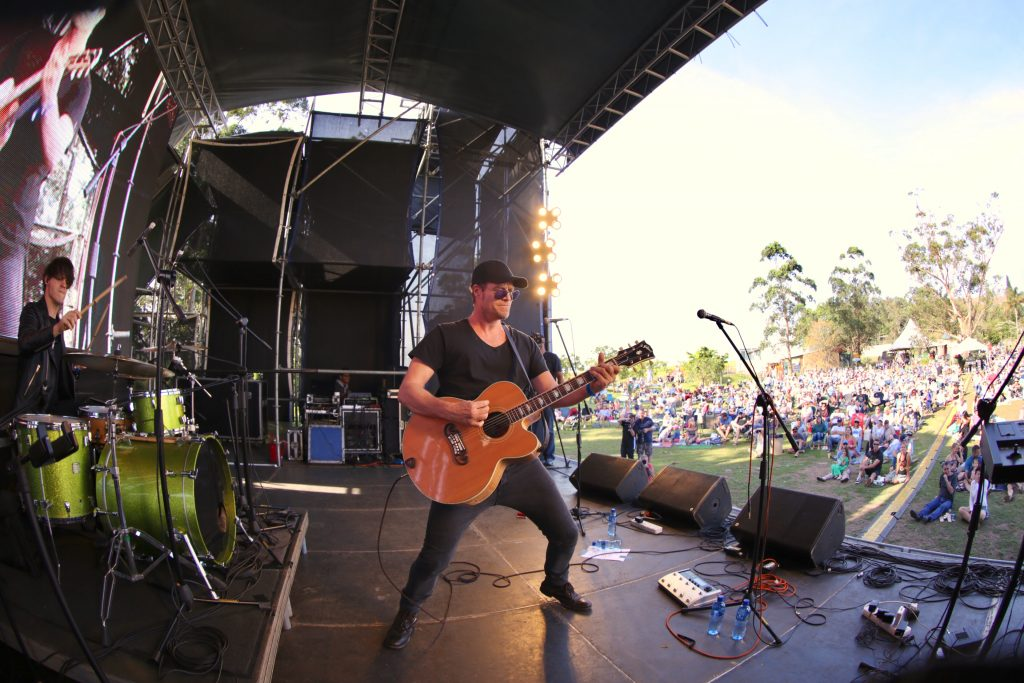 Arno Carstens Photo: Timothy Lubbe
