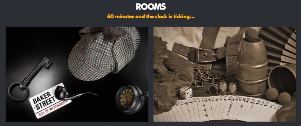 Mindgame Escape Rooms