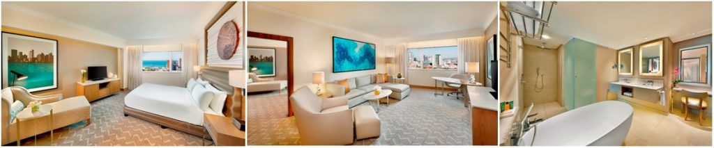 Executive Suite - Hilton Durban