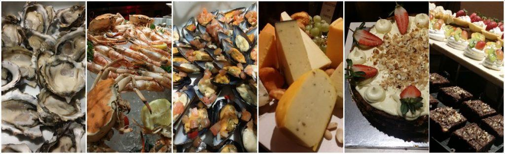 Vaso's Seafood Buffet