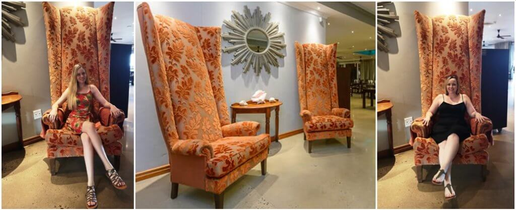 Umthunzi Hotel and Conference - Chairs