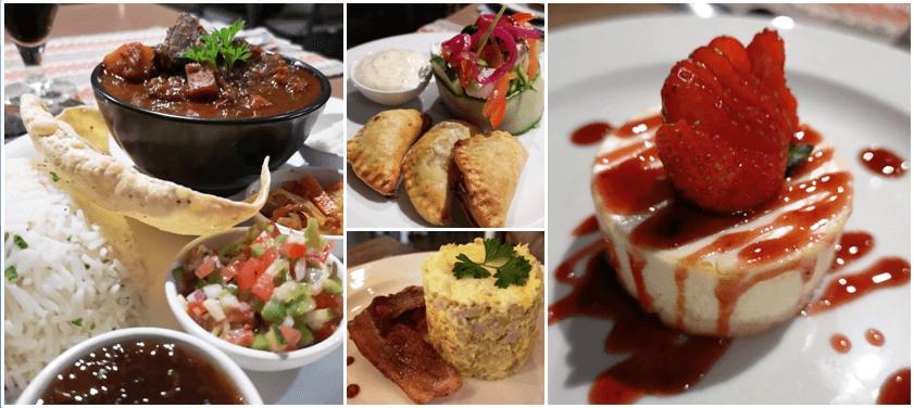 Emdoneni Lodge Food