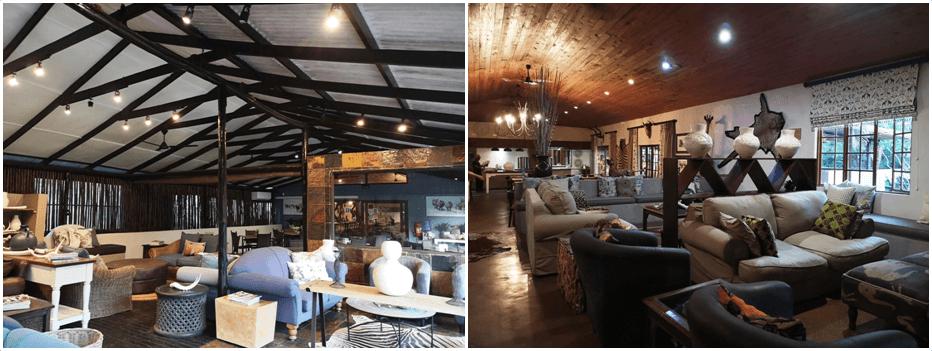 Emdoneni Lodge Lounge